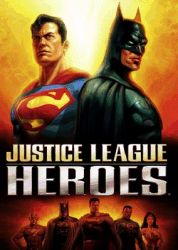 Justice League - Gamecover