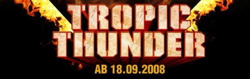 Tropic Thunder - deutsche Homepage