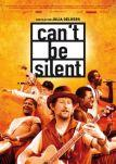 Can't be silent