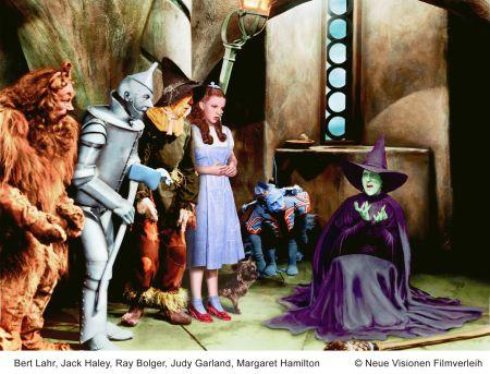 Der Zauberer von Oz (mit Judy Garland)