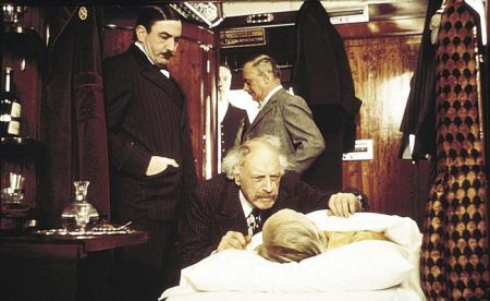 Mord im Orient-Express (nach Agatha Christie)
