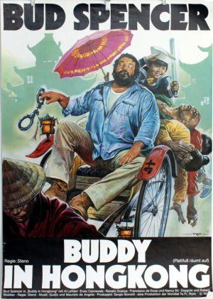 Buddy in Hongkong (Plattfuß räumt auf)