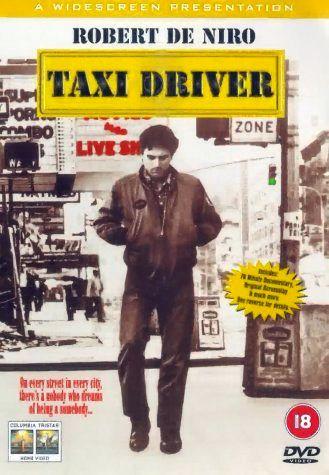 Taxi Driver (mit Robert De Nio & Jodie Foster)