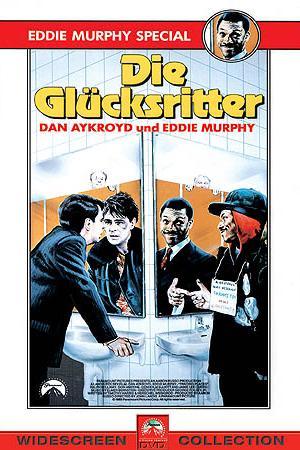 Die Glücksritter mit Dan Aykroyd, Eddie Murphy und Jamie Lee Curtis