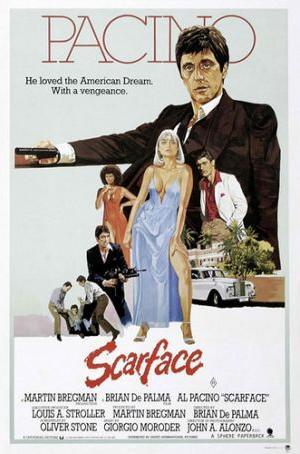 Scarface - Toni, das Narbengesicht
