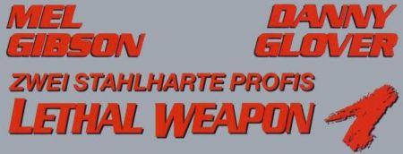 Lethal Weapon - Zwei stahlharte Profis (Teil 1 der Reihe)
