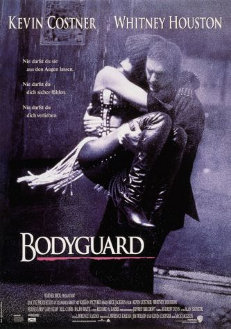 Bodyguard (mit Kevin Costner & Whitney Houston)