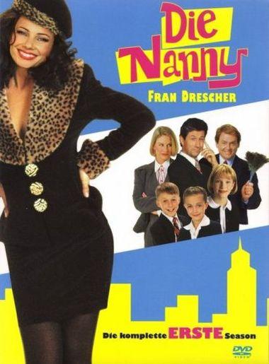Die Nanny (mit Fran Drescher)