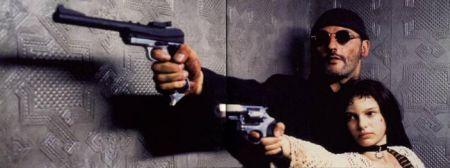 Leon - mit Jean Reno, Natalie Portman und Gary Oldman