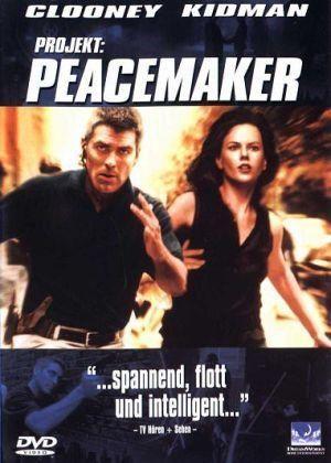 Projekt: Peacemaker (mit George Clooney und Nicole Kidman)
