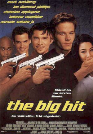 The Big Hit mit Mark Wahlberg