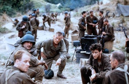 Der schmale Grat (The Thin Red Line)