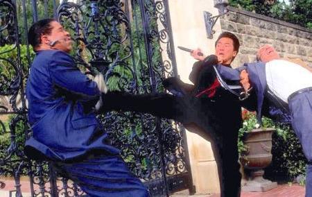 Rush Hour mit Jackie Chan und Chris Tucker