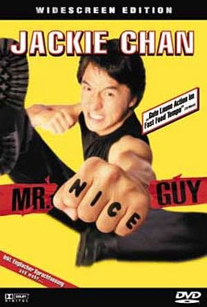 Jackie Chan ist Mr. Nice Guy