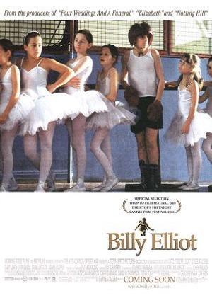 Billy Elliot (mit Jamie Bell und Julie Walters)
