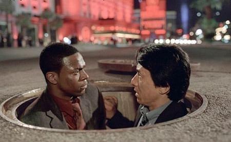 Rush Hour 2 mit Jackie Chan und Chris Tucker