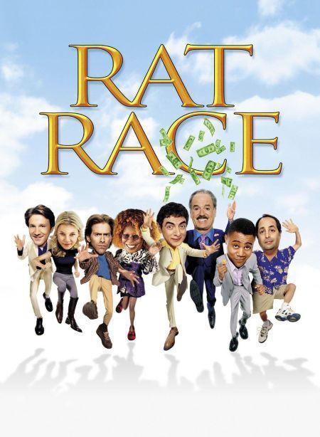Rat Race (mit Rowan Atkinson, Whoopi Goldberg, John Cleese und Cuba Gooding Jr.)