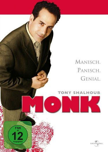 Monk (mit Tony Shalhoub)