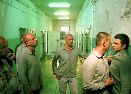 Gefangen – Eine Liebe hinter Gittern