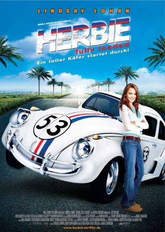 Herbie Fully Loaded (mit Lindsay Lohan und Justin Long)
