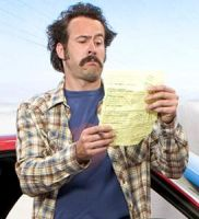 Earl Hickey (Jason Lee) und seine Liste.