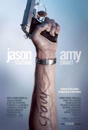 Crank mit Jason Statham und Amy Smart