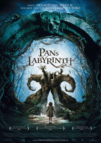 Pans Labyrinth (von Guillermo del Toro)