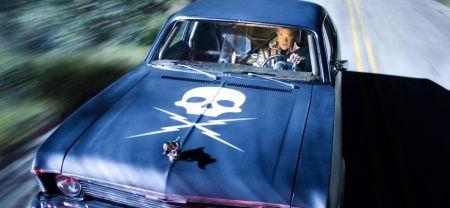 Death Proof - Todsicher mit Kurt Russel und Zoë Bell