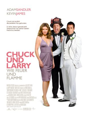 Chuck & Larry - mit Adam Sandler und Kevin James