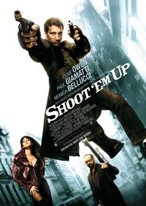 Shoot 'Em Up mit Clive Owen und Monica Belluci