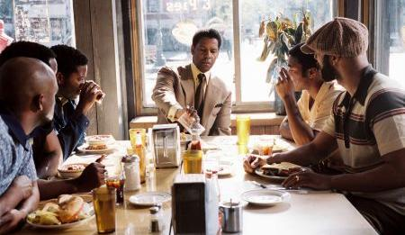 American Gangster mit Denzel Washington