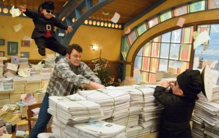 Die Gebrüder Weihnachtsmann mit Vince Vaughn, Paul Giamatti, Kathy Bates und Kevin Spacey