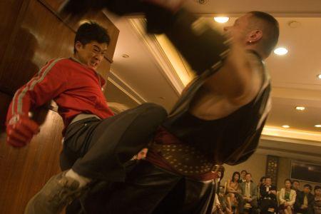 Underground Fighter (Hak Kuen) mit Wu Jing