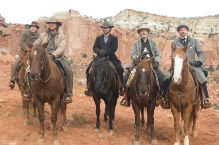 Todeszug nach Yuma mit Christian Bale und Russell Crowe