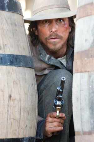 Todeszug nach Yuma - Szene mit Christian Bale
