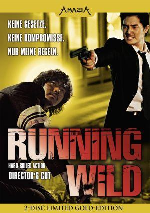 Running Wild mit Sang-woo Kwone