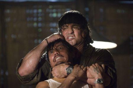 John Rambo - von und mit Sylvester Stallone