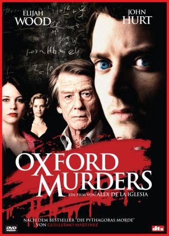 The Oxford Murders (mit Elijah Wood und John Hurt)
