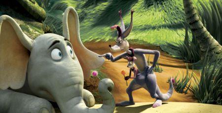 Szenenbild aus dem Film Horton hört ein Hu!