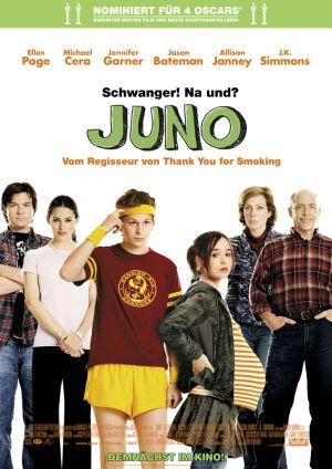 Juno mit Ellen Page, Jennifer Garner und Jason Bateman