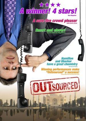 Outsouced - mit Josh Hamilton und Ayesha Dharker