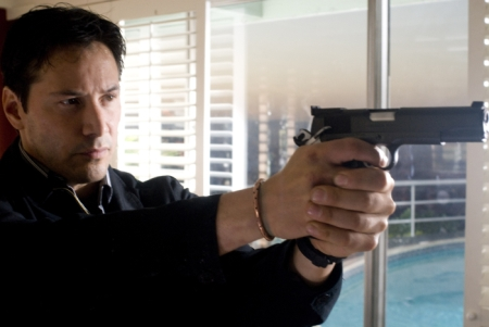 Street Kings mit Keanu Reeves, Forest Whitaker, Hugh Laurie und Chris Evans