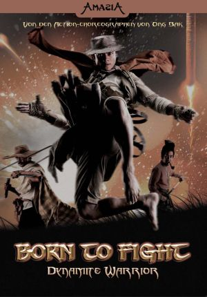 Born to Fight - Dynamite Warrior (DVD)