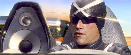Speed Racer mit Emile Hirsch, Matthew Fox und Roger Allan