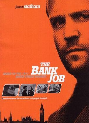 Bank Job mit Jason Statham