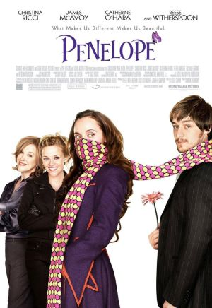Penelope mit Christina Ricci