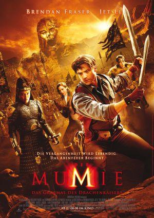 Die Mumie – Das Grabmal des Drachenkaisers