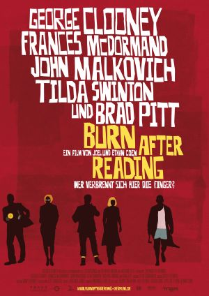 Burn After Reading - Wer verbrennt sich hier die Finger?