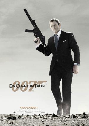 Ein Quantum Trost (mit Daniel Craig, Olga Kurylenko und Mathieu Almaric