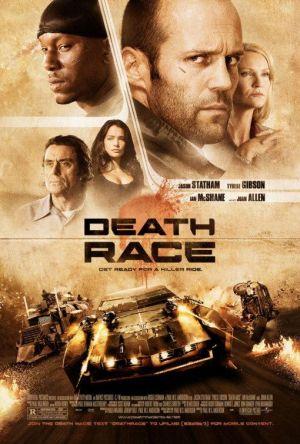 Death Race mit Jason Statham Joan Allen und Ian McShane